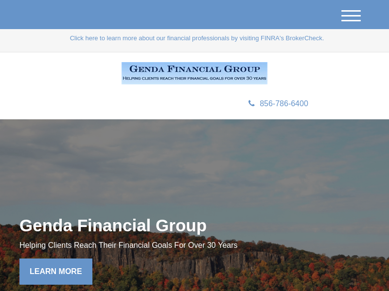 Home | Genda Financial Group