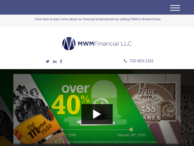 Home | MWM Financial LLC