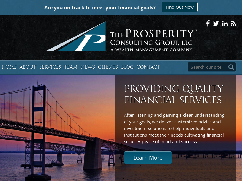 Wealth Management Company in Baltimore MD, DC, VA