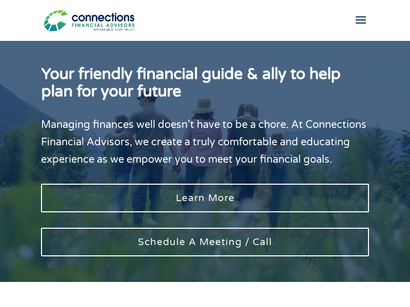 Home - Connections Financial Advisors