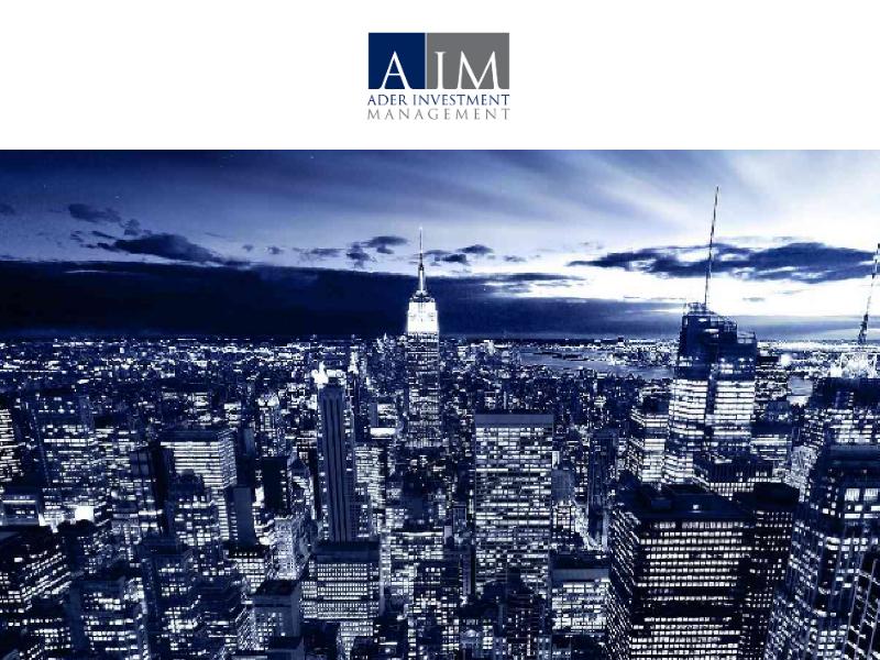 Ader Investment Management LLC