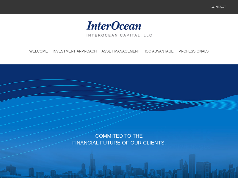 InterOcean Capital - Portfolio management and investment for institutions and individuals