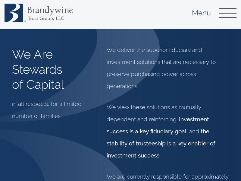 Brandywine Trust Group