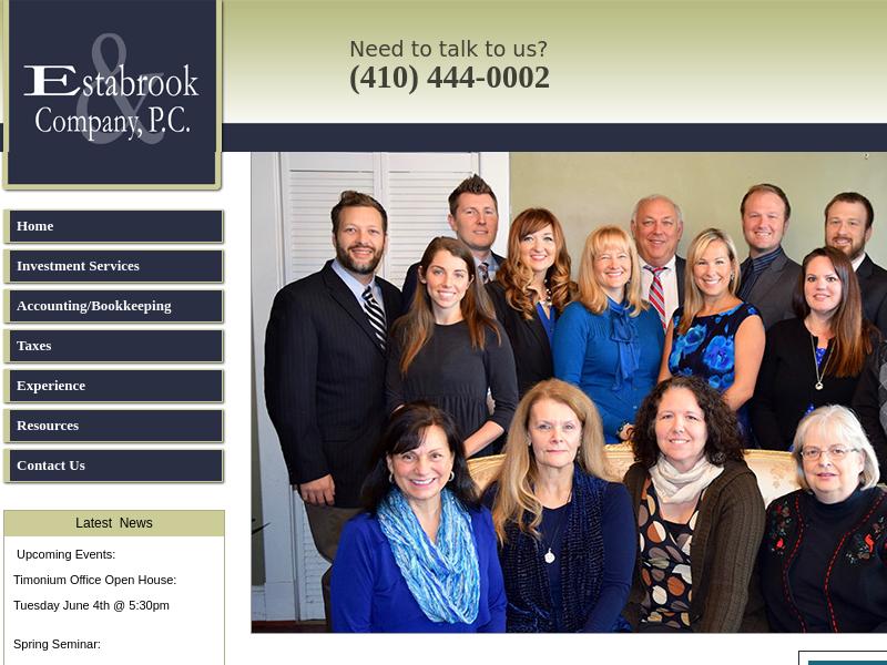 Estabrook & Company - CPA, MST