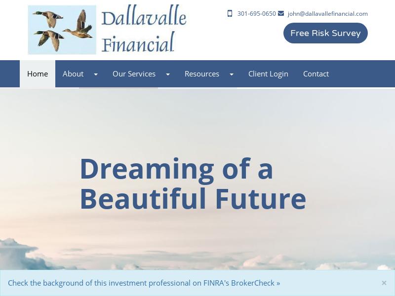 Home | Dallavalle Financial