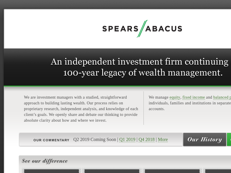 Spears Abacus